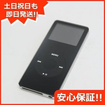 ●安心保証●美品●iPOD nano 第1世代 4GB ブラック●