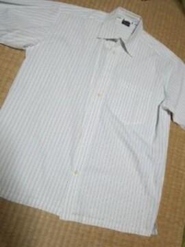 エレメント シンプルストライプシャツ