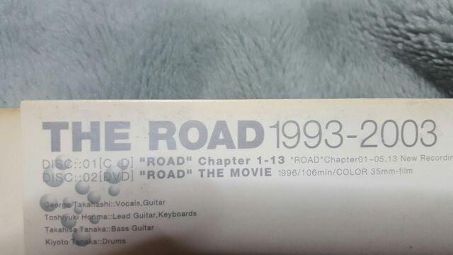 THE虎舞竜(トラブリュー) THE ROAD CD+DVD 2枚組 < タレントグッズの