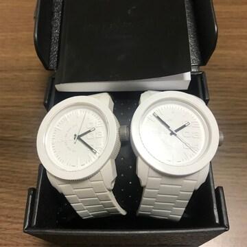 ディーゼル時計×2