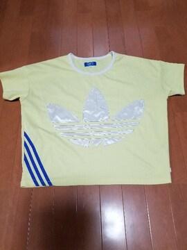 ◆adidas◆デカロゴTシャツ◆