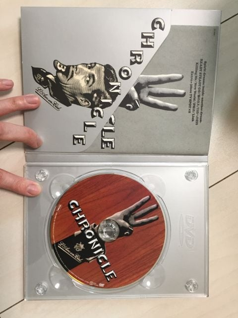 L'Arc-en-ciel☆CHRONICLE3☆MV PV集☆DVD < タレントグッズの