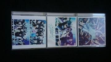 乃木坂46 夏のFree&Easy TYPE-A+B+C DVD 西野七瀬 白石麻衣