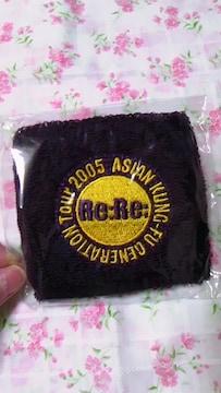 ◆アジカン◆2005年ツアーグッズ♪リストバンド☆送料込み