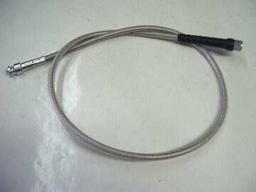 (2041)CB750F 用 メッシュ スピード メーター ワイヤー