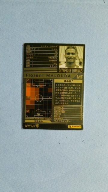 0607 WWF  マルーダ < トレーディングカードの