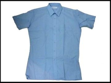 新品 Asdale アスデール ワークドレスシャツ 半袖 シャツ