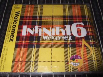 INFINITY16『WELCOMEZ』新品2CD(MINMI,湘南乃風,HAN-KUN,JAMOSA)