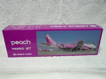 モデルプレーン「Peach A320 MARIKO Jet」(111)
