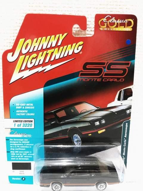 JLジョニーライトニング/'87 Chevyシボレー モンテカルロ 1/64 < ホビーの