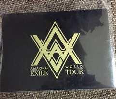 EXILE LIVE TOUR 2015 AWスペシャルメッセージカードTETSUYA☆