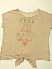 リズリサ 花の刺繍あり 可愛い フリーサイズ