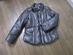 ○シープダウン○上質レザーダウン 羊皮 10万 デパート L