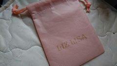 ☆リズリサ☆小物入れ袋☆