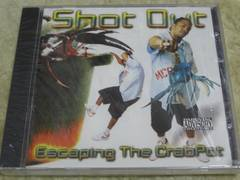 SHOT OUT/新品/Escaping The Crab Pot/G-Rap/G-LUV