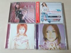 愛内里菜CDアルバム4枚セット★