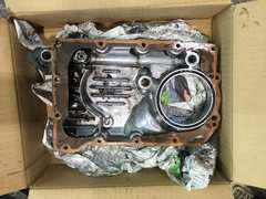FX400オイル盤、オイルクーラー取出し口無し!