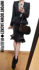 【新品同様】インポート◆定価約2万円◆ダウン90%/ダウンジャケット