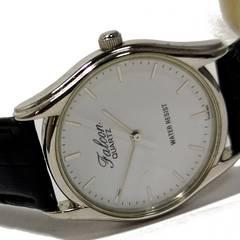 美品【980円〜】Falcon 美シンプル スタンダード メンズ腕時計