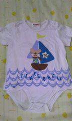 ティンカーベルTシャツ70