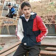 メンズジャケット大きいサイズ人気ゆったりカジュアル18mjk049