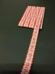 3.5メートル・オレンジ系チロリアンテープ(��3143)