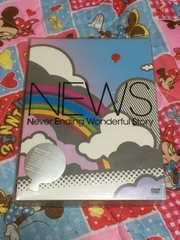 NEWS☆DVD Never Ending Wonderful Story