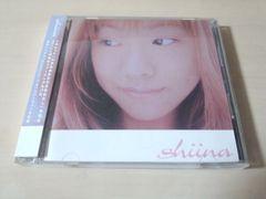 椎名法子CD「shiina」初回盤ステッカー付き●