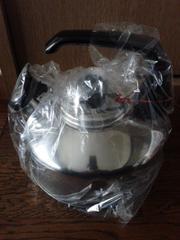 笛吹ケットル2.3L IH対応ヨコヤマ金属製