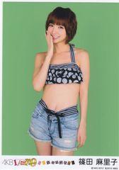 AKB48 恋愛総選挙 PSP 特典 篠田麻里子 生写真 水着