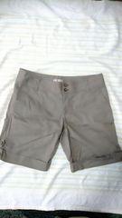 a.v.v カーゴショート パンツ サイズ40 L カーキ 海水浴 キャンプ