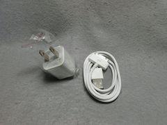 Apple 純正 USB電源アダプタ A1265 30ピンケーブル 未使用