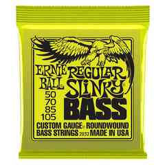 ERNIE BALL エレキベース弦 2832 Regular Slinky Bass