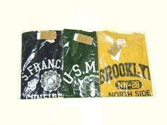 ◇アメカジ◇ロゴプリントTシャツ◇3枚セット◇