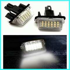 光臨♪ 用設計 LED ナンバー灯 ライセンスランプ 762