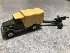 トミカ日本製 トヨタ軍用車