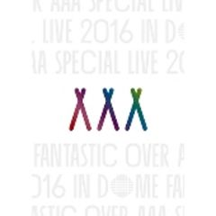即決 AAA Special Live 2016 in Dome FANTASTIC OVER 初回盤 DVD