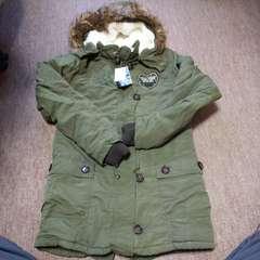 女の子用コート160�p