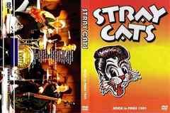 STRAY CATS 1989年 再結成ツアー パリライブ ストレイキャッツ
