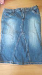 デニムスカート大きいサイズ 送料無し