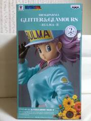 ドラゴンボールGLITTER & GLAMOURS BULMA-�U B