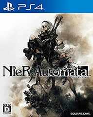 未開封/PS4 ニーア オートマタ 送料込み