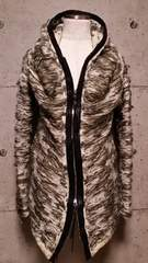 KMRIIケムリ Misty Mohair Zip Parka 1