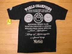 NORTON ノートン Tシャツ Lサイズ 新品