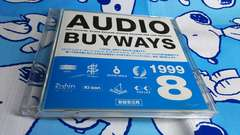 V・A◆AUDIO BUYWAYS 1999.8◆坂本龍一 佐野元春 ギタ-ウルフ◆非売品