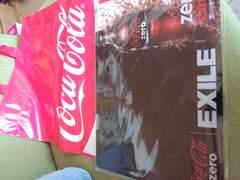 コカ・コーラ ZERO ビニール袋・クリアファイル