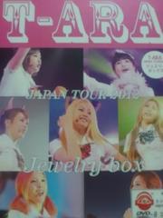 2012.7.26 日本武道館 T-ARA ライブ