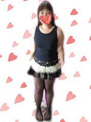 H36☆裾のお花抜きがめっちゃかわいい☆タンクトップ