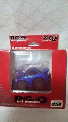 リアルギミックチョロQ スカイライン R34 GT-R