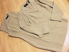 ヨンドシー/4℃ ワンピース&ジャケット2点セットスーツ